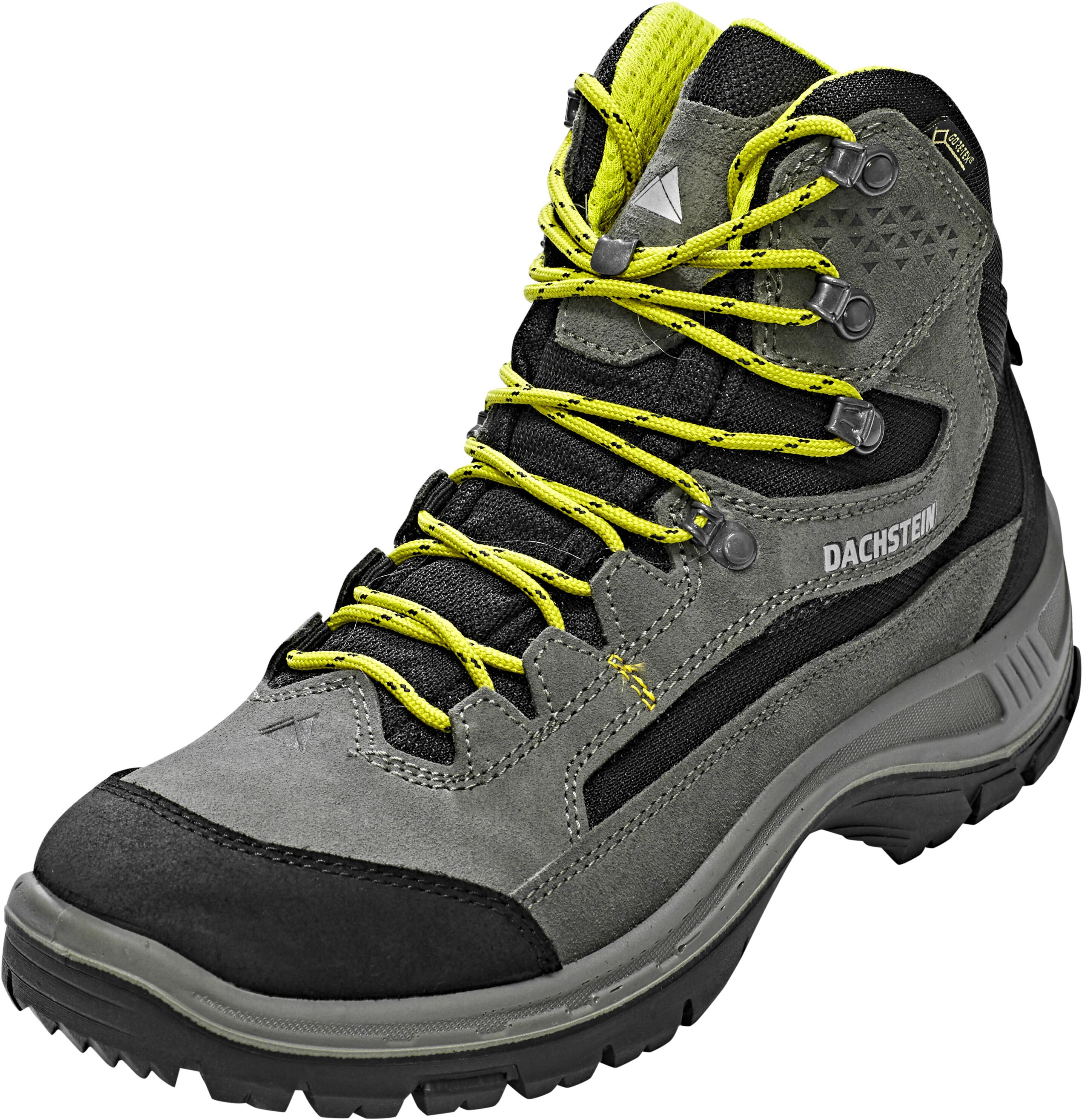 9eabdeb7 Dachstein Schober MC GTX Sko Herrer grå/sort | Find outdoortøj, sko ...